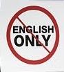 İngilizce , İngilizce Cefası